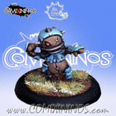 Halflings - Puppet Thrower nº 1 - Meiko Miniatures