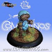 Halflings - Puppet Lineman nº 3 - Meiko Miniatures