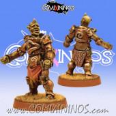 Kaos / Rotten - Kaos Warrior Rotteni nº 3 - Gaspez Arts