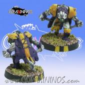 Ratmen - Ralph Gutter Runner Assassin - Goblin Guild