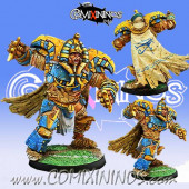 Egyptian Tomb Kings - Ramtut Mummy Star Player - Willy Miniatures
