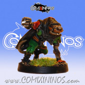 PAINTED Ratmen Gutter Runner nº 1