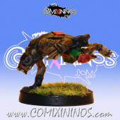 PAINTED Ratmen Gutter Runner nº 3
