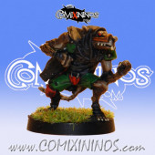 PAINTED Ratmen Gutter Runner nº 4