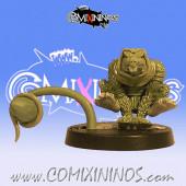Ratmen - Gutter Runner nº 2 - Uscarl Miniatures