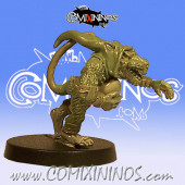 Ratmen - Gutter Runner nº 3 - Uscarl Miniatures