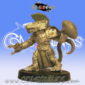 Ratmen - Thrower - Uscarl Miniatures
