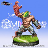 Ratmen - Claw Star Player  - Willy Miniatures
