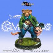 Ratmen - Ratmen Fan Mascot - Willy Miniatures
