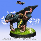 Ratmen - Gutter Runner nº 2 - Willy Miniatures