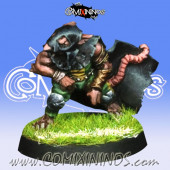 Ratmen - Gutter Runner nº 3 - Willy Miniatures