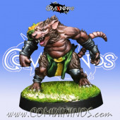 Ratmen - Lineman nº 1 - Willy Miniatures