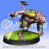 Ratmen - Lineman nº 2 - Willy Miniatures