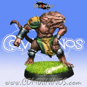 Ratmen - Lineman nº 3 - Willy Miniatures