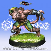 Ratmen - Lineman nº 4 - Willy Miniatures