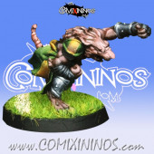 Ratmen - Lineman nº 5 - Willy Miniatures