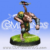 Ratmen - Lineman nº 6 - Willy Miniatures