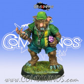 Ratmen - Ratman Referee - Willy Miniatures