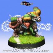 Ratmen - Thrower nº 1 - Willy Miniatures