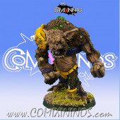 Big Guy - Resin RatTroll Underworld Troll - Goblin Guild