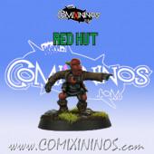 Goblins - Goblin nº 5 Red Hut of GOBham Asylum Team - Labmasu
