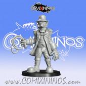 Goblins / Underworld - Gobfreak Coach Ring Master - Games Miniatures