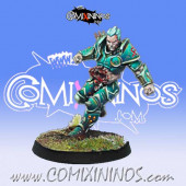 Rotten / Evil - Rot Belly Mouth Lords of Corruption Star Player - Willy Miniatures