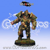 Rotten - Metal Rotten Warrior nº 1 Lords of Corruption - Willy Miniatures