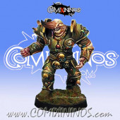 Rotten - Resin Rotten Warrior nº 2 Lords of Corruption - Willy Miniatures