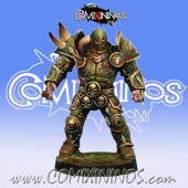 Rotten - Resin Rotten Warrior nº 4 Lords of Corruption - Willy Miniatures