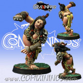Big Guy - Female Ogre by Ru-Mor - Willy Miniatures