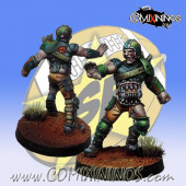 Rotten / Evil - Ruffle Pushman Star Player - SP Miniaturas
