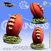 Regular Football with No Spikes - Meiko Miniatures