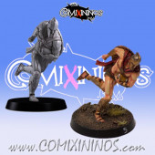 Humans / Bretonnian / Norses - Spartan Catcher nº 4 - Meiko Miniatures