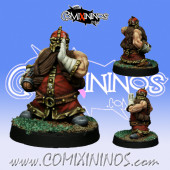 Dwarves - Dwarf Runner nº 1 - SP Miniaturas