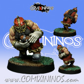 Dwarves - Dwarf Runner nº 2 - SP Miniaturas
