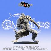 Ratmen - Rat Max Gutter Runner nº 1 - SP Miniaturas