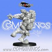 Goblins / Underworld - Gobfreak Goblin Lineman D - Games Miniatures