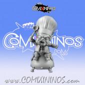 Halfling - Masterchef of Saint Patrick's Team - Games Miniatures