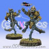 Lizardmen - Lizaurus nº 1 - SP Miniaturas