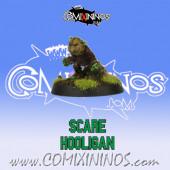 Goblins - Goblin nº 14 Scare Hooligan of Gobham Asylum Team - Labmasu