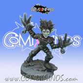Dark Elves - Scissor Hands Assassin Star Player - Meiko Miniatures