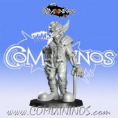 Goblins / Underworld - Gobfreak Goblin Lineman C - Games Miniatures