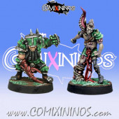 Rotten - Set of 2 Extra Rotters - Meiko Miniatures