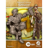 Guild Ball - Spigot - Steamforged Games
