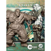 Guild Ball - Kraken - Steamforged Games