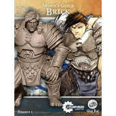 Guild Ball - Brick - Steamforged Games