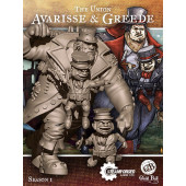 Guild Ball - Avarisse & Greed - Steamforged Games