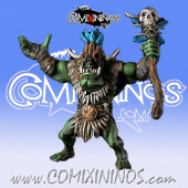 Orcs - Shaman Orc - Punga Miniatures