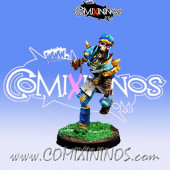 Egyptian Tomb kings - Egyptian Skeleton nº 6 - Willy Miniatures